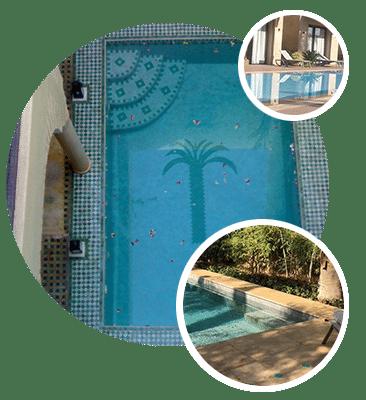 Construction de piscines