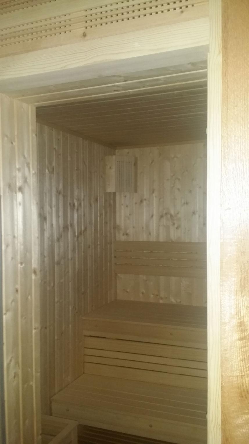SPA – Hammam – Sauna : Ma-Pool